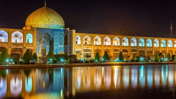 Majestueux Iran