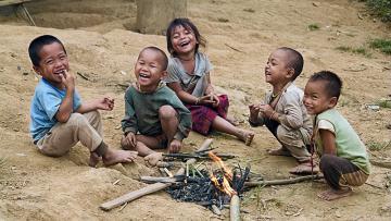 Peuples et sourires du Nord