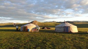Au Coeur de la Mongolie