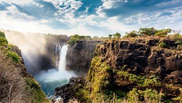 Sanctuaires du Zimbabwe