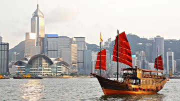 Escale à Hong Kong