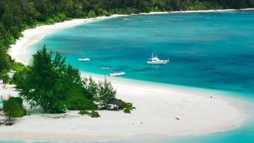 Combiné Praslin - La Digue - Mahé + île-hôtel