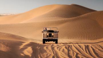 De la mer au désert