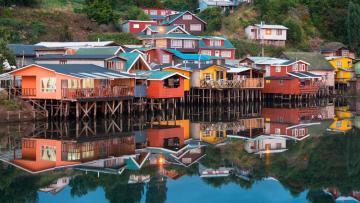 Chiloé et les lacs