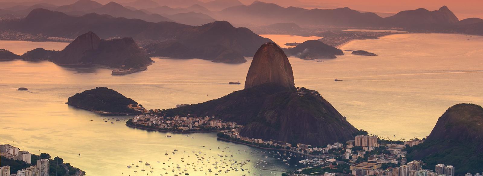Brésil - circuit privé