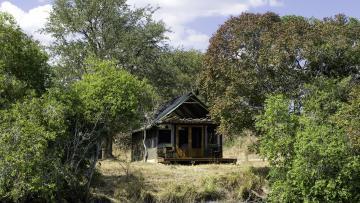 Lufupa Tented Camp