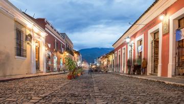 Au coeur de l'Amérique centrale