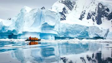 Antarctique : Découverte du 7ème continent