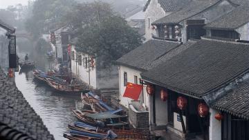 Au fil du Yangtsé